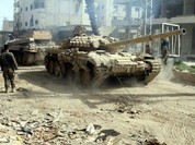 Quân đội Syria loại trận hơn trăm tay súng IS tại chảo lửa Deir Ezzor (video)