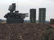 Pantsir-S1 Nga bắn hạ cả loạt tên lửa Grad BM-21 phiến quân Syria tấn công căn cứ