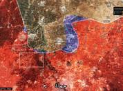 Quân đội Syria đánh chiếm liên tiếp 6 địa bàn phiến quân ở chiến trường Hama