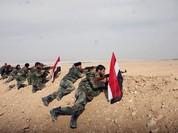 Quân đội Syria đánh dẹp IS phía đông Palmyra