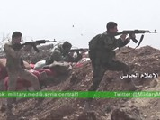 Quân đội Syria tử chiến với phiến quân ở nam Aleppo