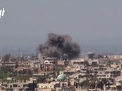 Chảo lửa Daraa: Nga-Syria trút thịnh nộ vào phiến quân