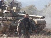 Chảo lửa Deir Ezzor: Quân đội Syria giáng đòn khiến IS choáng váng