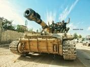 Quân đội Syria tấn công dữ dội phiến quân ngoại vi Damascus