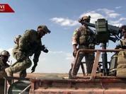 Mỹ hậu thuẫn người Kurd diệt hàng chục phiến quân IS ở Raqqa (video)