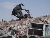 Cận cảnh đòn tập kích tên lửa Tomahawk Mỹ vào căn cứ không quân Syria (video)