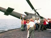 Mỹ và chiến dịch ném trực thăng xuống Biển Đông năm 1975