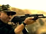 """Tiểu liên AK-47 """"đấu"""" M16 qua tay cựu binh Mỹ"""