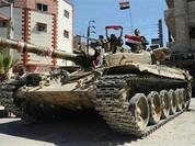 Quân đội Syria tiến đánh dữ dội phiến quân tây nam Aleppo