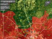 Quân đội Syria dồn binh lực phản kích phe thánh chiến tại Hama