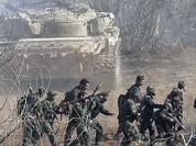Quân đội Syria đánh phá dữ dội phe thánh chiến cố thủ ngoại vi Damascus
