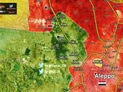 Quân đội Syria thắng trận tại Aleppo, thất bại ở Daraa (video)