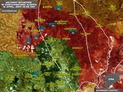 Quân đội Syria thất bại trước phe thánh chiến tại tây Aleppo