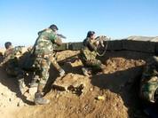 Chảo lửa Deir Ezzor: Quân đội Syria tấn công diệt hàng chục tay súng IS