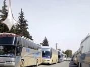 Hàng chục ngàn dân Syria thoát chết tại 4 thị trấn bị vây hãm