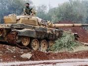 Quân đội Syria đánh dẹp phiến quân ngoại vi Damascus
