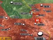 """'Hổ Syria"""" không thành công trong trận đánh chiếm thị trấn phiến quân ở Hama"""