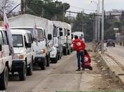 1.000 phiến quân Syria hạ súng rút khỏi ngoại ô Damascus