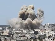 Chiến sự Syria: Quân Assad thất thế trước phiến quân tại Daraa