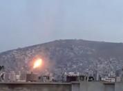 Quân đội Syria đánh phá ác liệt phiến quân ngoại vi Damascus