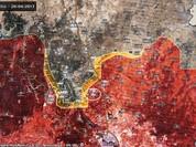 """""""Hổ Syria"""" đánh bật phiến quân, chiếm thị trấn chiến lược ở Hama (video)"""
