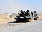 Quân đội Syria đánh dẹp IS tại ngoại vi Palmyra