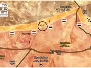 Không quân Nga yểm trợ, quân Syria truy quét IS ở bắc Palmyra (video)