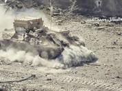 Lọt ổ phục kích hàng loạt phiến quân Syria chết trận, thủ lĩnh bị tiêu diệt (chùm video)