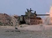 Chảo lửa Deir Ezzor: Quân đội Syria bày trận hỏa lực phá vây IS (video)