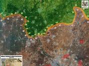 Quân đội Syria ồ ạt tiến đánh phiến quân Hồi giáo tại Hama (chùm video)