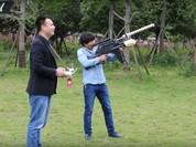 Video: Trung Quốc phát triển súng săn máy bay không người lái giá rẻ