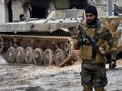 """Quân đội Syria truy diệt phiến quân khủng bố nhờ UAV """"mách"""" mục tiêu (video)"""