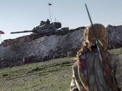 Thổ Nhĩ Kỳ tấn công người Kurd, SDF Syria bắn cháy nhiều xe tăng (video)