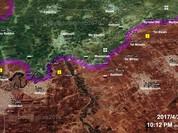 Quân đội Syria đập tan phiến quân, diệt hàng loạt tay súng khủng bố ở Hama (video)