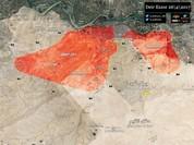Quân đội Syria phản công dữ dội, diệt hàng chục tay súng IS tại Deir Ezzor