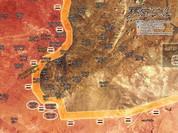 Quân đội Syria đánh tan IS, chiếm nhiều địa bàn phiến quân ở Homs