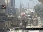 """Cận cảnh """"Hổ Syria"""" xung trận đè bẹp phiến quân ở Hama (video)"""