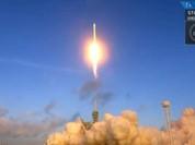 SpaceX phóng thành công tên lửa mang vệ tinh do thám Mỹ vào vũ trụ