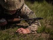 Quân Ukraine pháo kích ác liệt chiến tuyến Donesk (video)