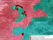 Quân đội Syria tấn công dữ dội phiến quân cố thủ ở Damascus