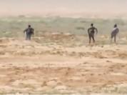 Lọt bẫy phục kích IS, nhóm binh sĩ Syria thành bia sống (video)