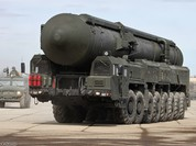 Sức mạnh tên lửa chiến lược liên lục địa RS-24 Yars của Nga