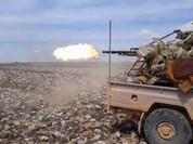 Phiến quân Syria phản công lớn trên chiến trường đông nam Damascus