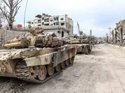Chiến sự Syria: Quân Assad giao chiến dữ dội với IS tại Deir Ezzor (video)