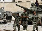 Quân đội Syria giao chiến ác liệt với IS trên vùng nông thôn Aleppo
