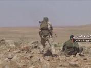 Quân đội Syria giải phóng thêm nhiều cao điểm phía đông tỉnh Homs (video)