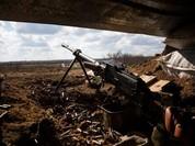 Chiến sự Donbass, quân đội Ukraine tấn công hỏa lực vào Donesk (video)