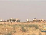 Quân đội Syria tiến đánh phiến quân được Mỹ chống lưng (video)