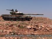 Chiến sự Syria: Quân Assad tấn công IS, giải phóng miền đông tỉnh Homs (video)