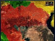 """""""Hổ Syria"""" tung lực lượng tiến đánh IS trên đồng bằng Aleppo"""